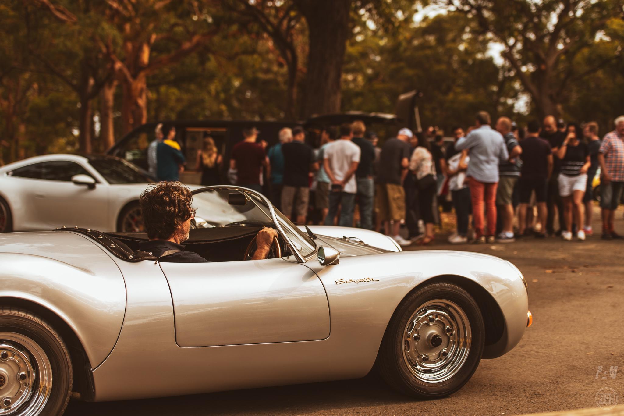2019-12-08 - Porsches & Coffee 104