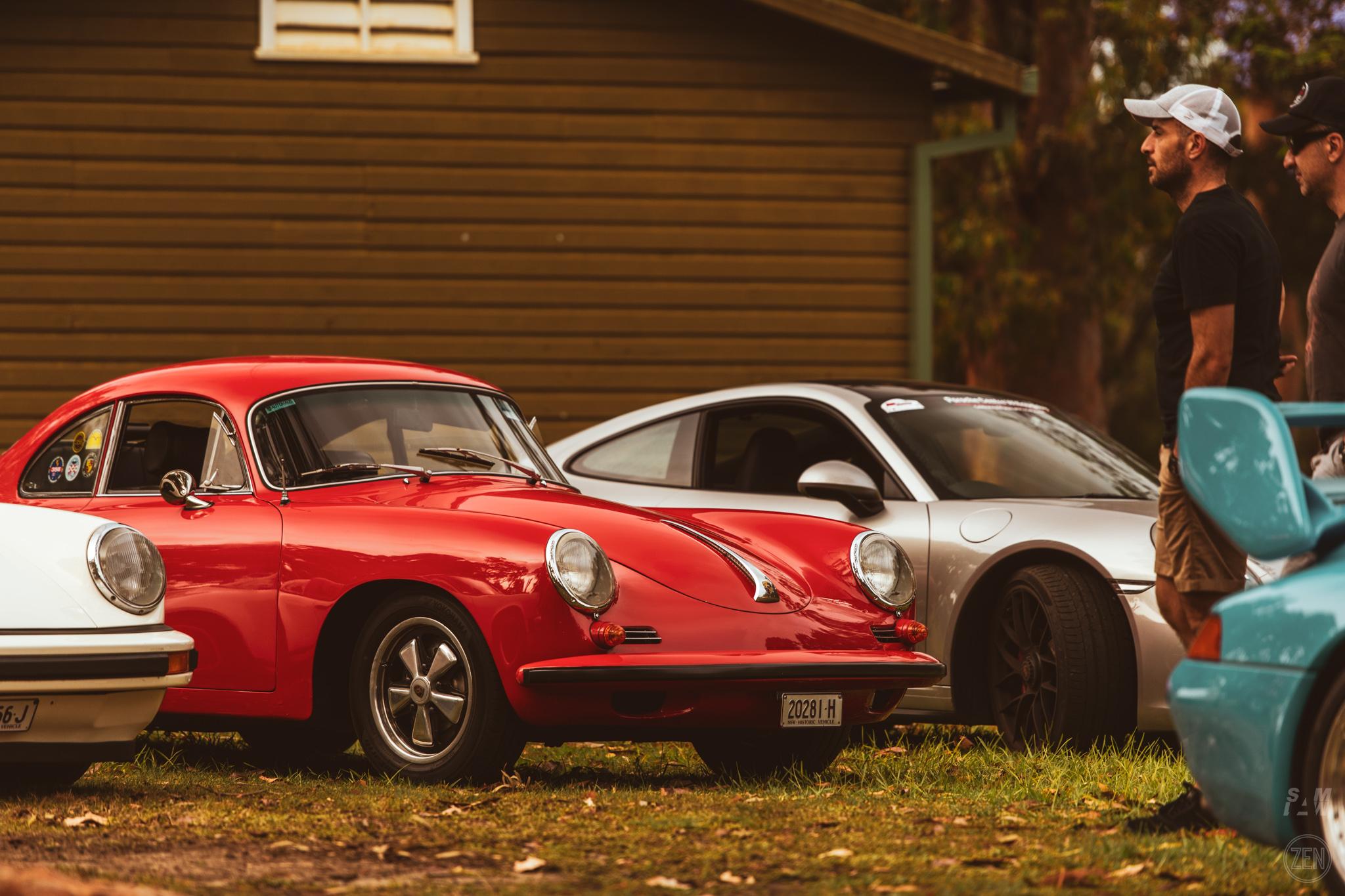 2019-12-08 - Porsches & Coffee 105