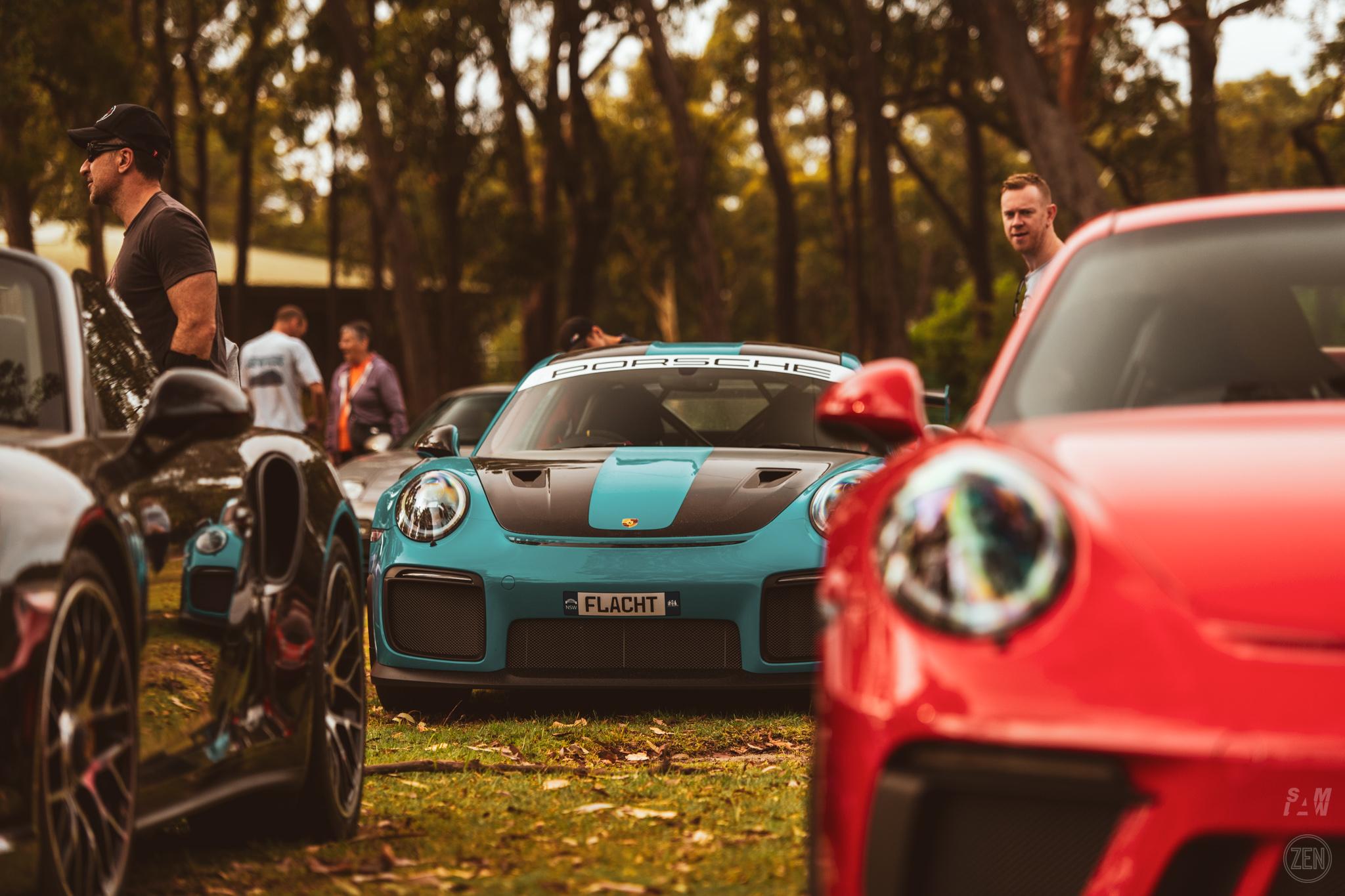 2019-12-08 - Porsches & Coffee 107