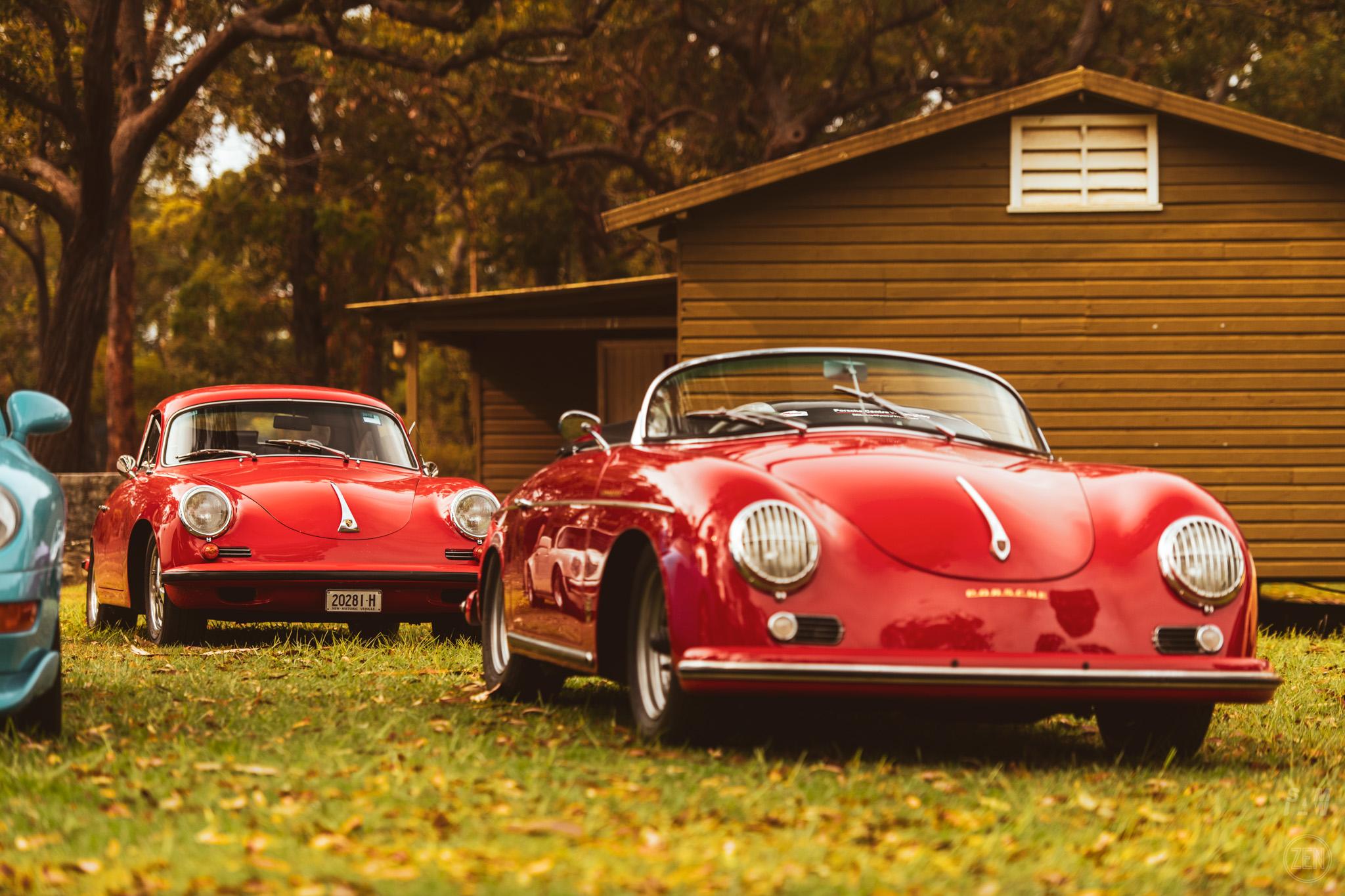 2019-12-08 - Porsches & Coffee 108
