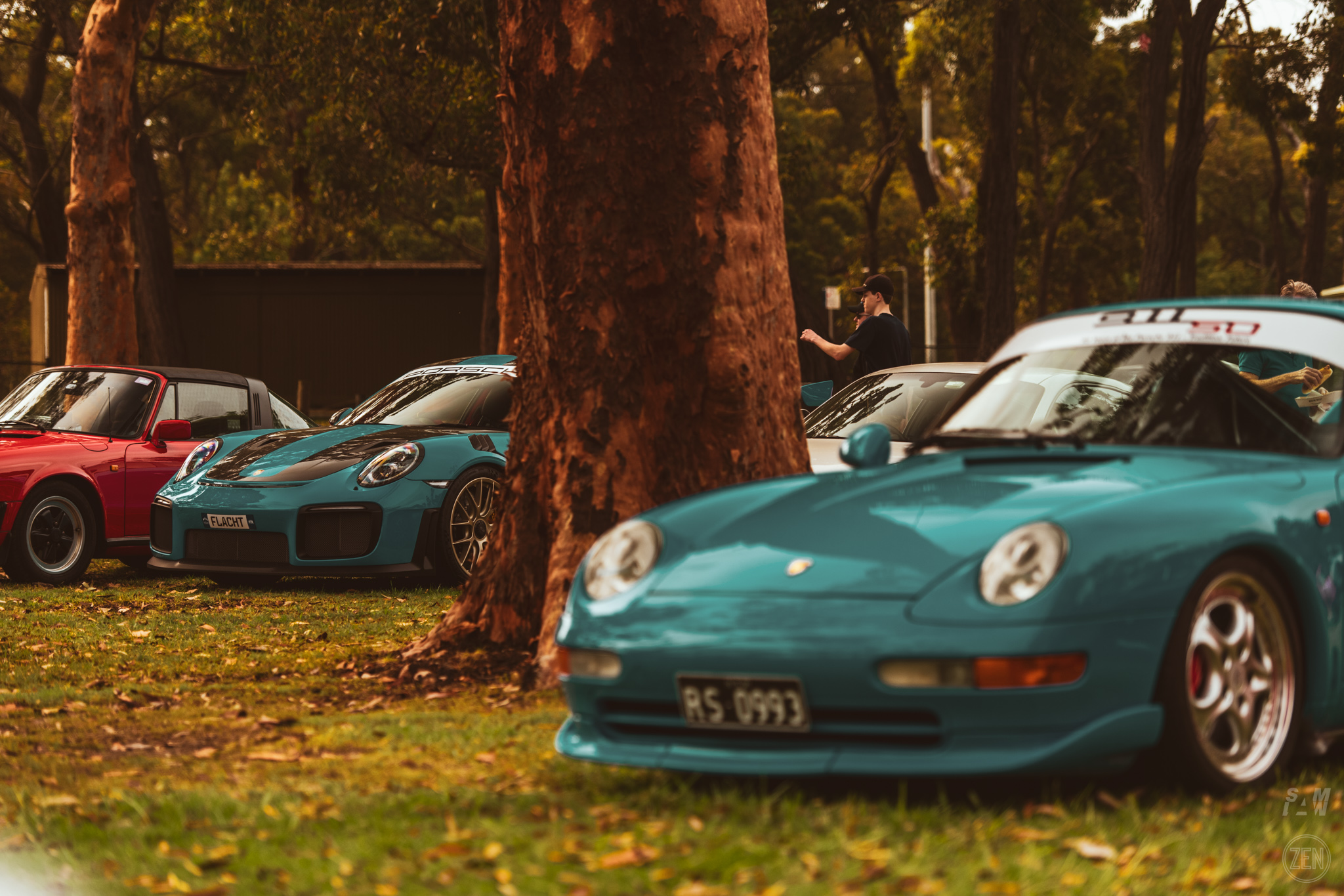 2019-12-08 - Porsches & Coffee 109