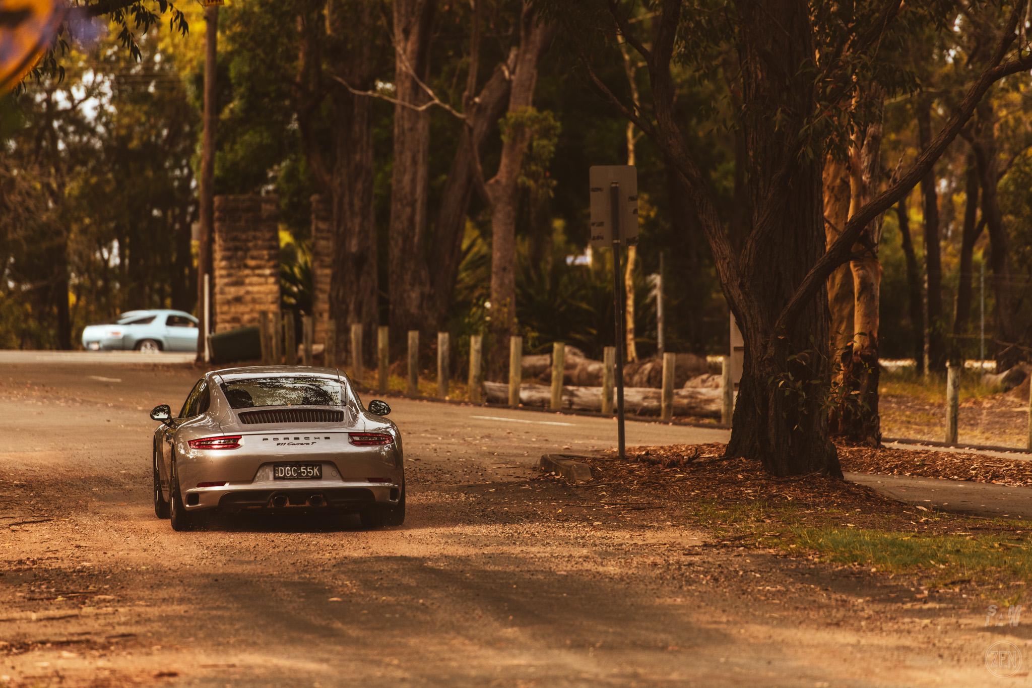 2019-12-08 - Porsches & Coffee 110