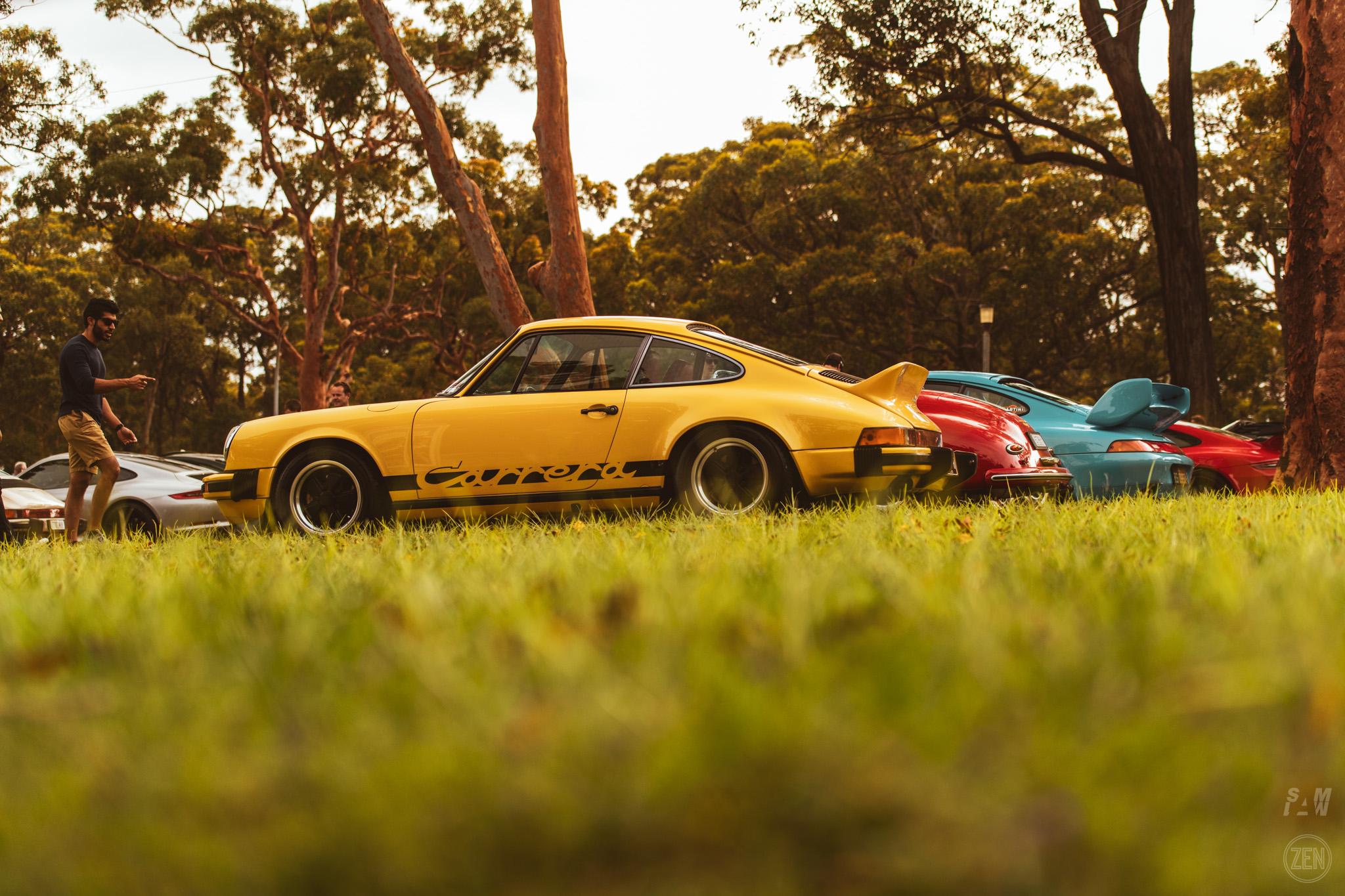 2019-12-08 - Porsches & Coffee 112