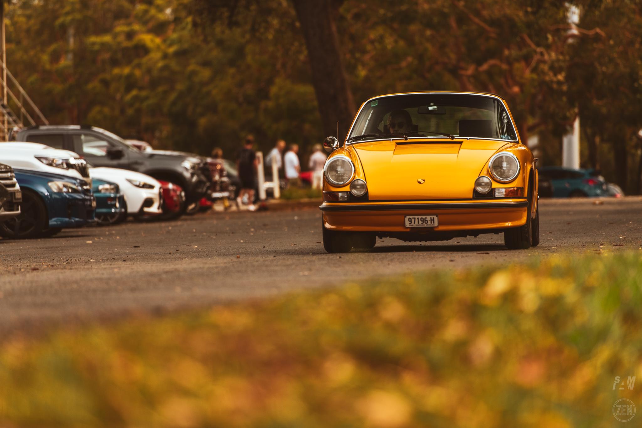 2019-12-08 - Porsches & Coffee 113