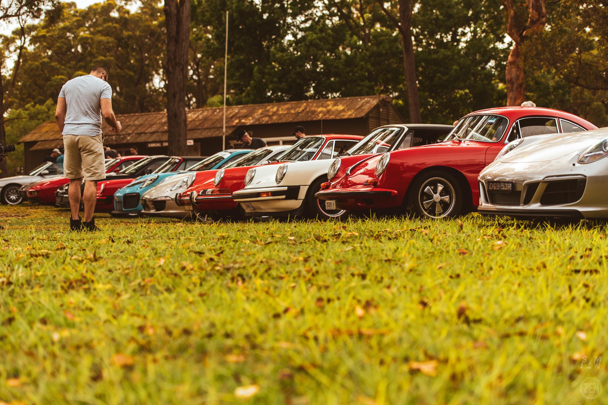 2019-12-08 - Porsches & Coffee 114