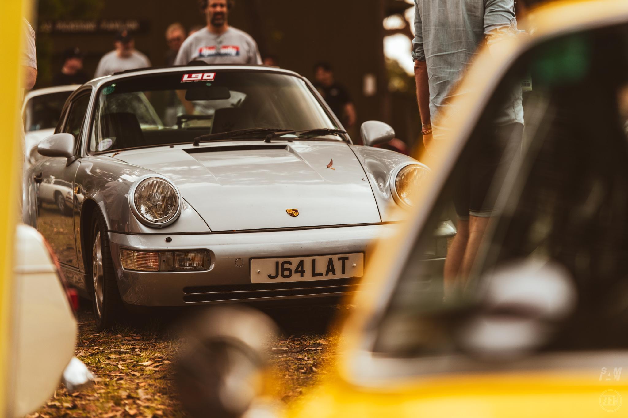2019-12-08 - Porsches & Coffee 121