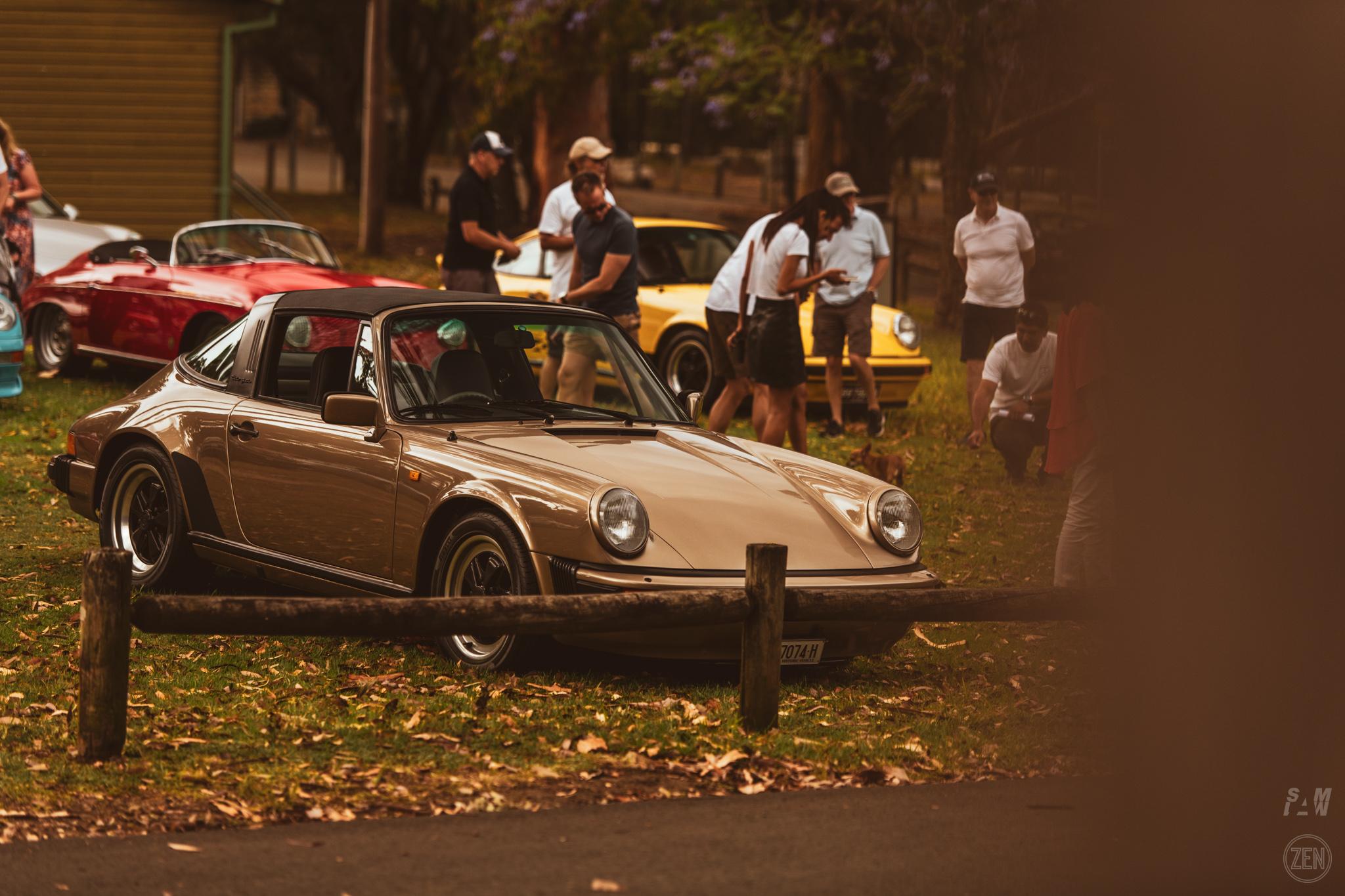 2019-12-08 - Porsches & Coffee 124