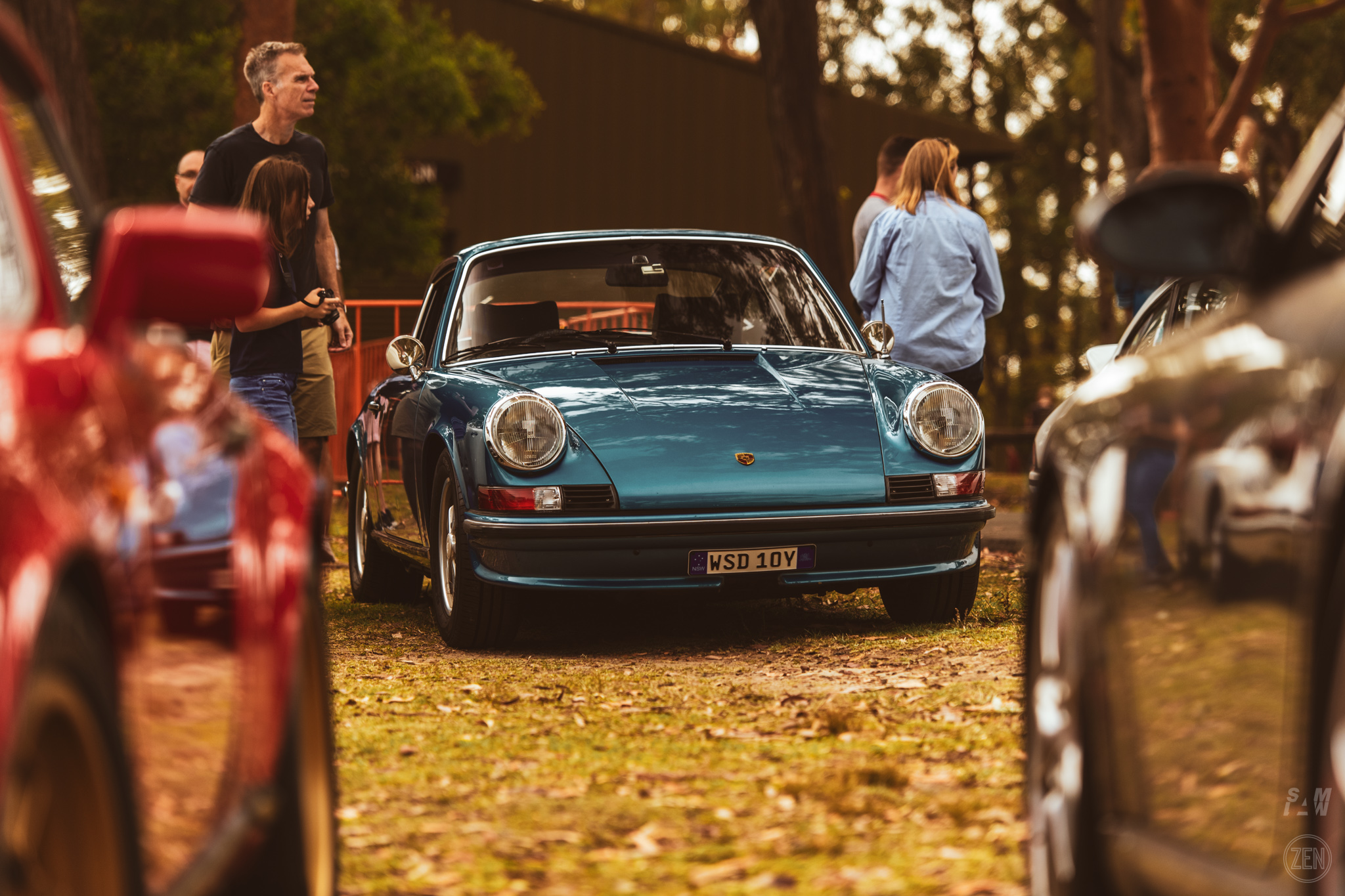 2019-12-08 - Porsches & Coffee 127