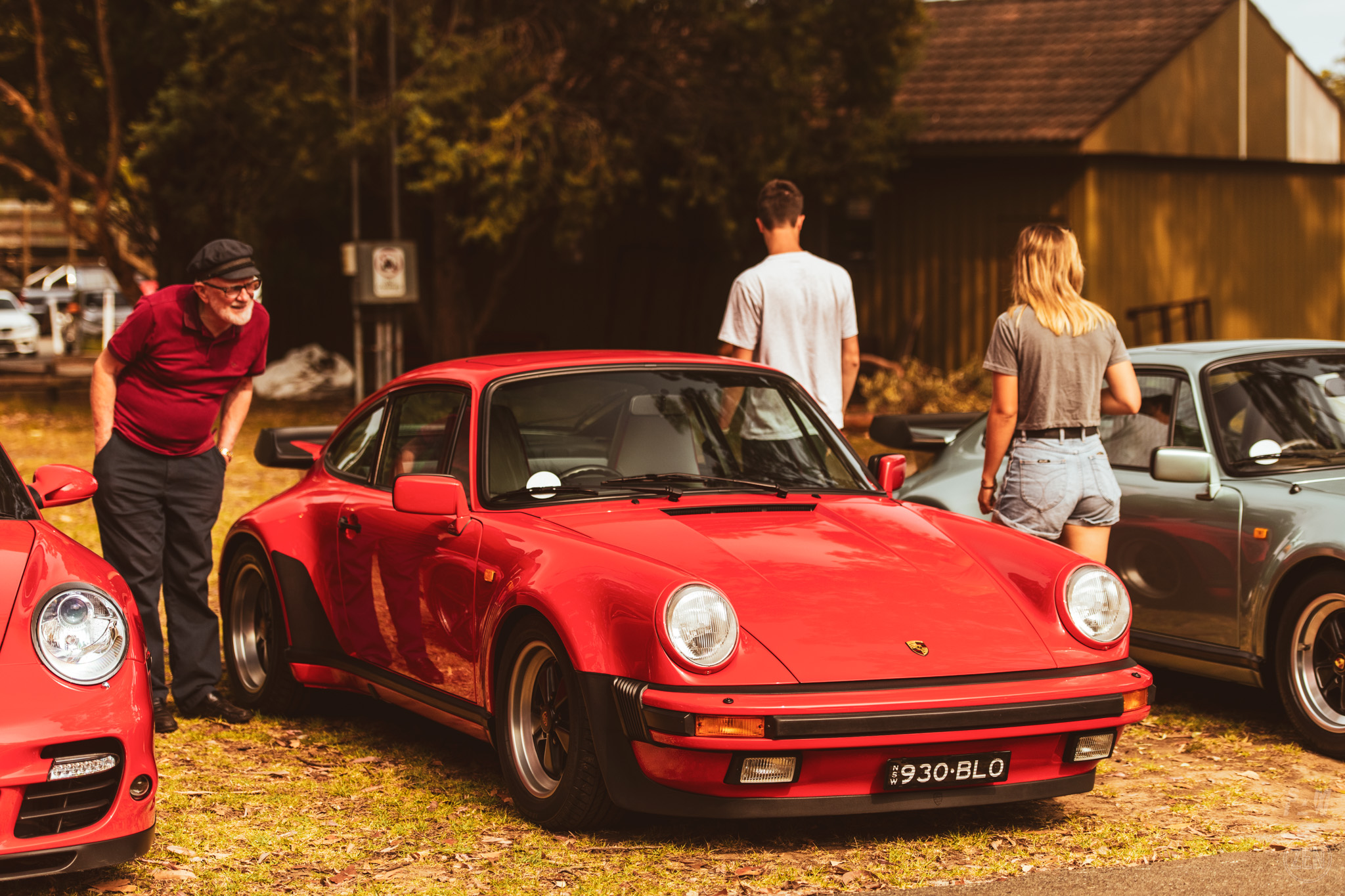 2019-12-08 - Porsches & Coffee 131