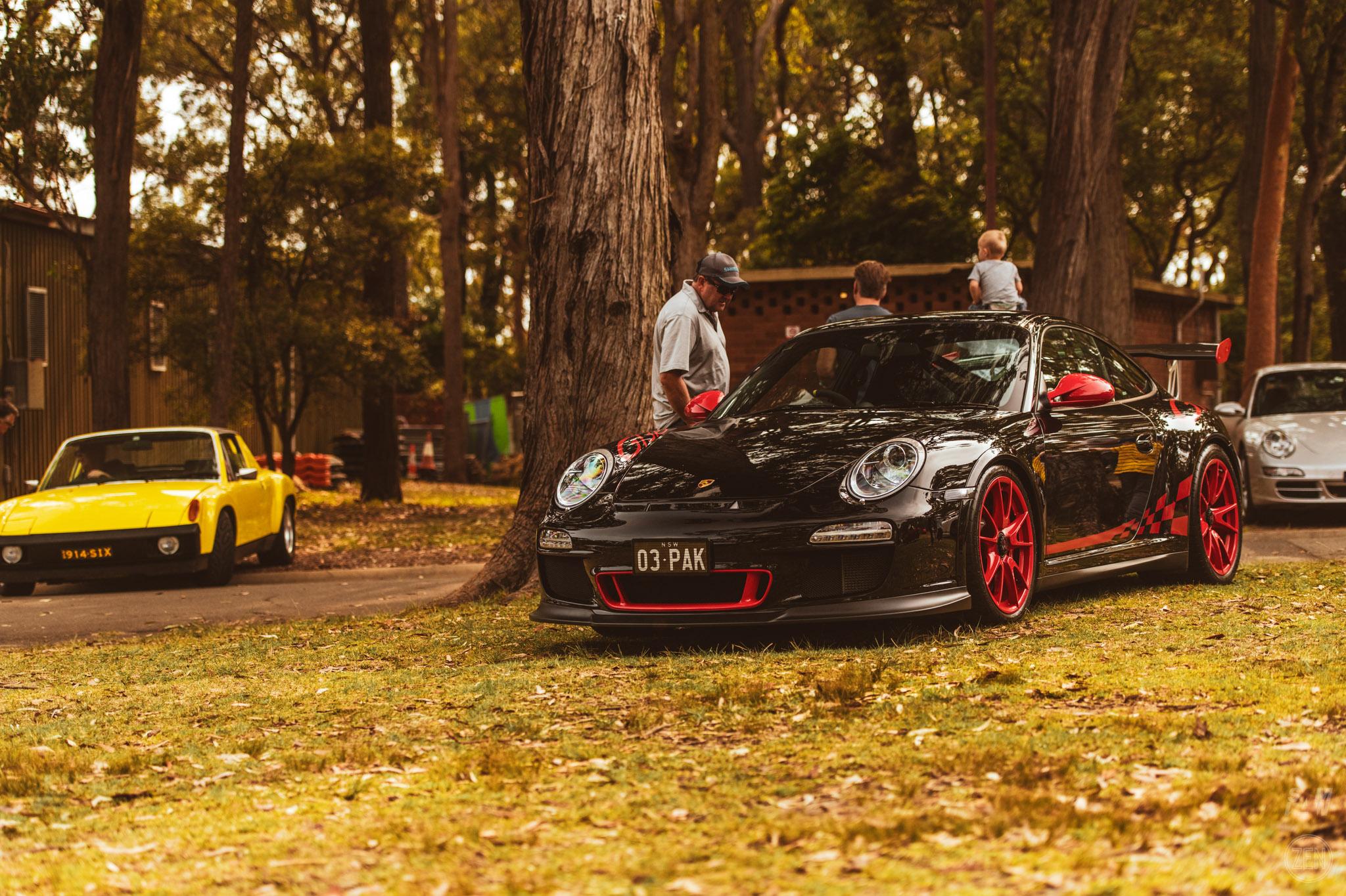 2019-12-08 - Porsches & Coffee 133