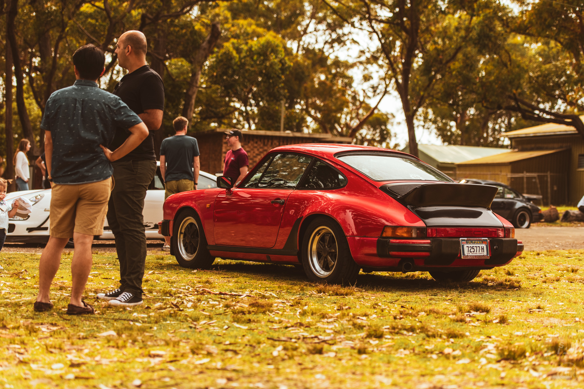 2019-12-08 - Porsches & Coffee 134