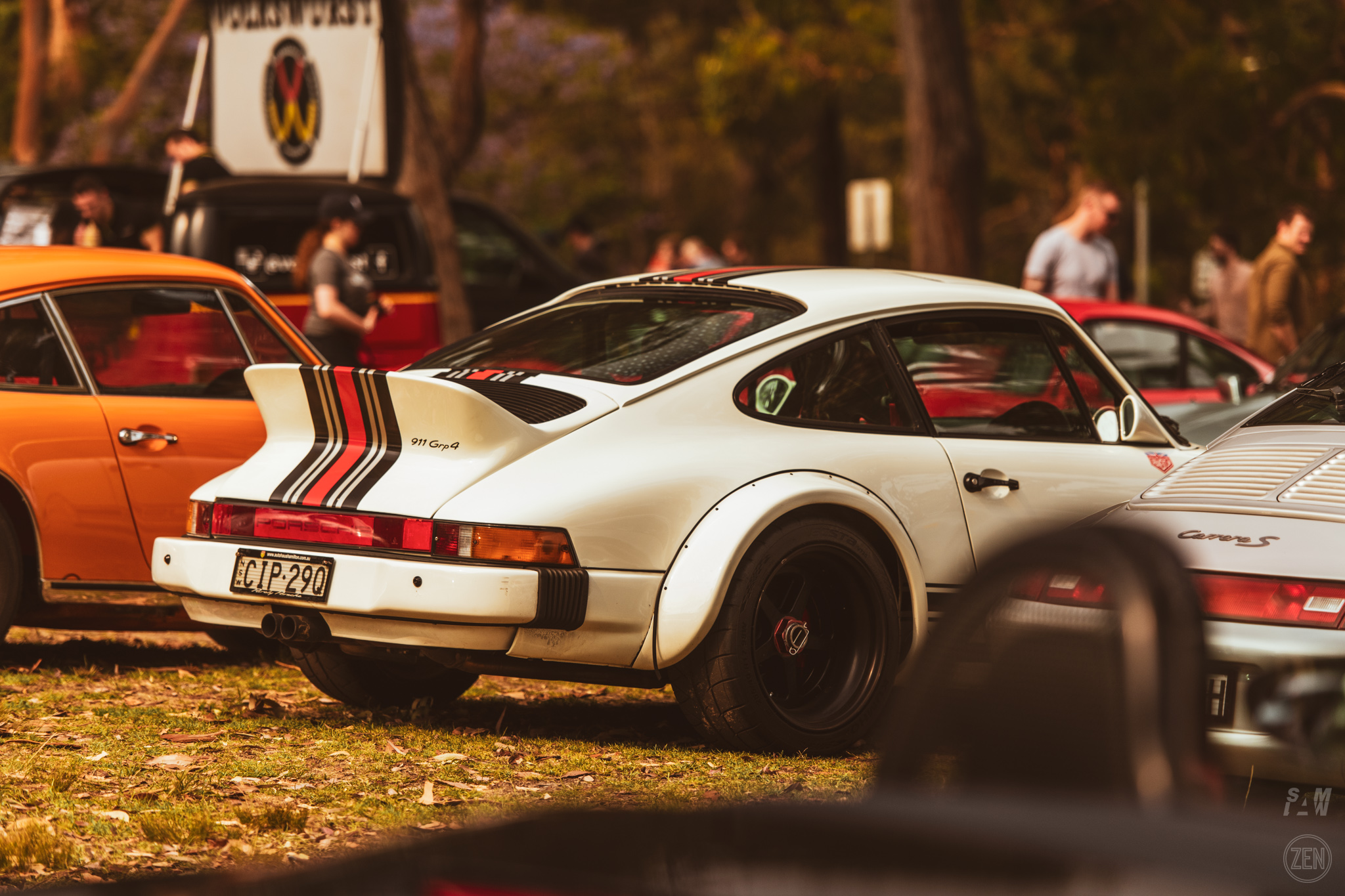 2019-12-08 - Porsches & Coffee 136