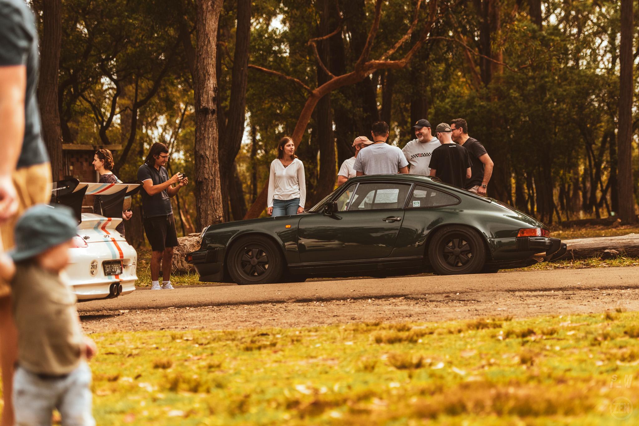 2019-12-08 - Porsches & Coffee 138