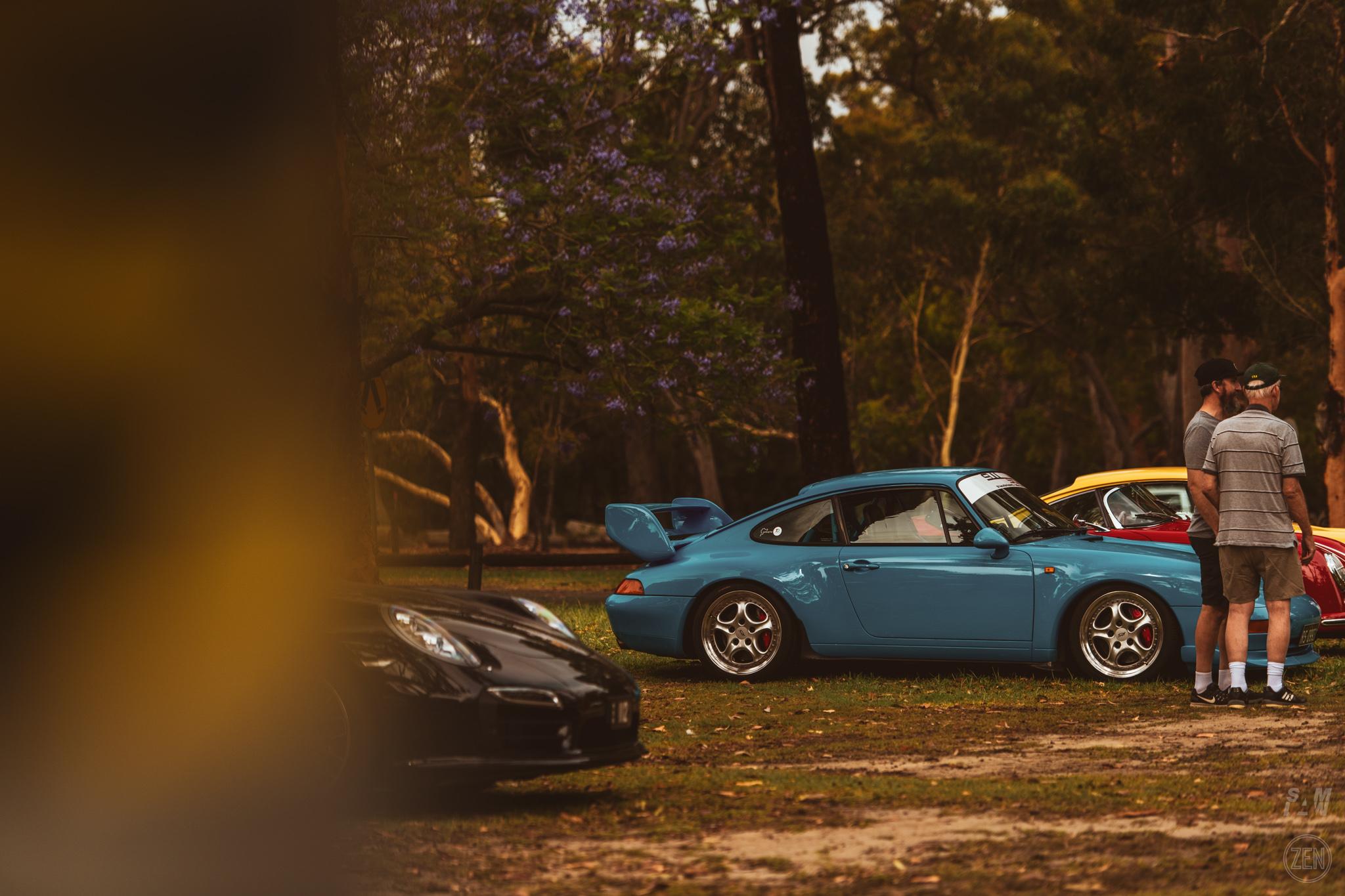 2019-12-08 - Porsches & Coffee 141