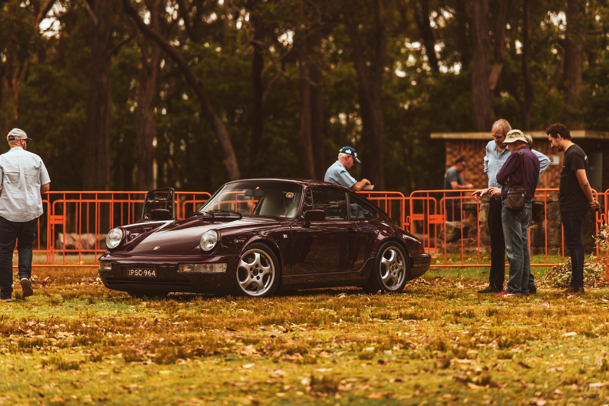 2019-12-08 - Porsches & Coffee 144