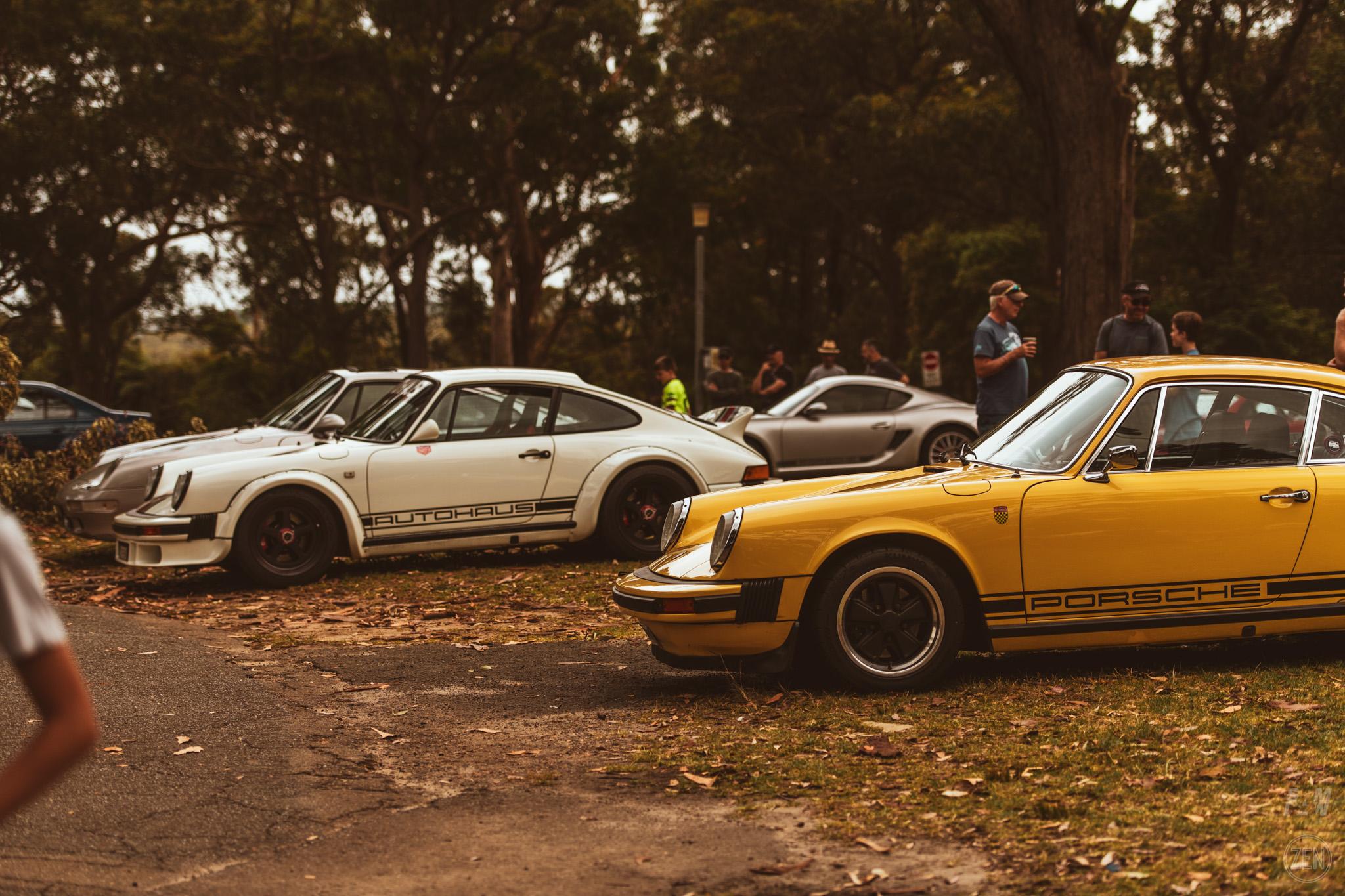 2019-12-08 - Porsches & Coffee 145