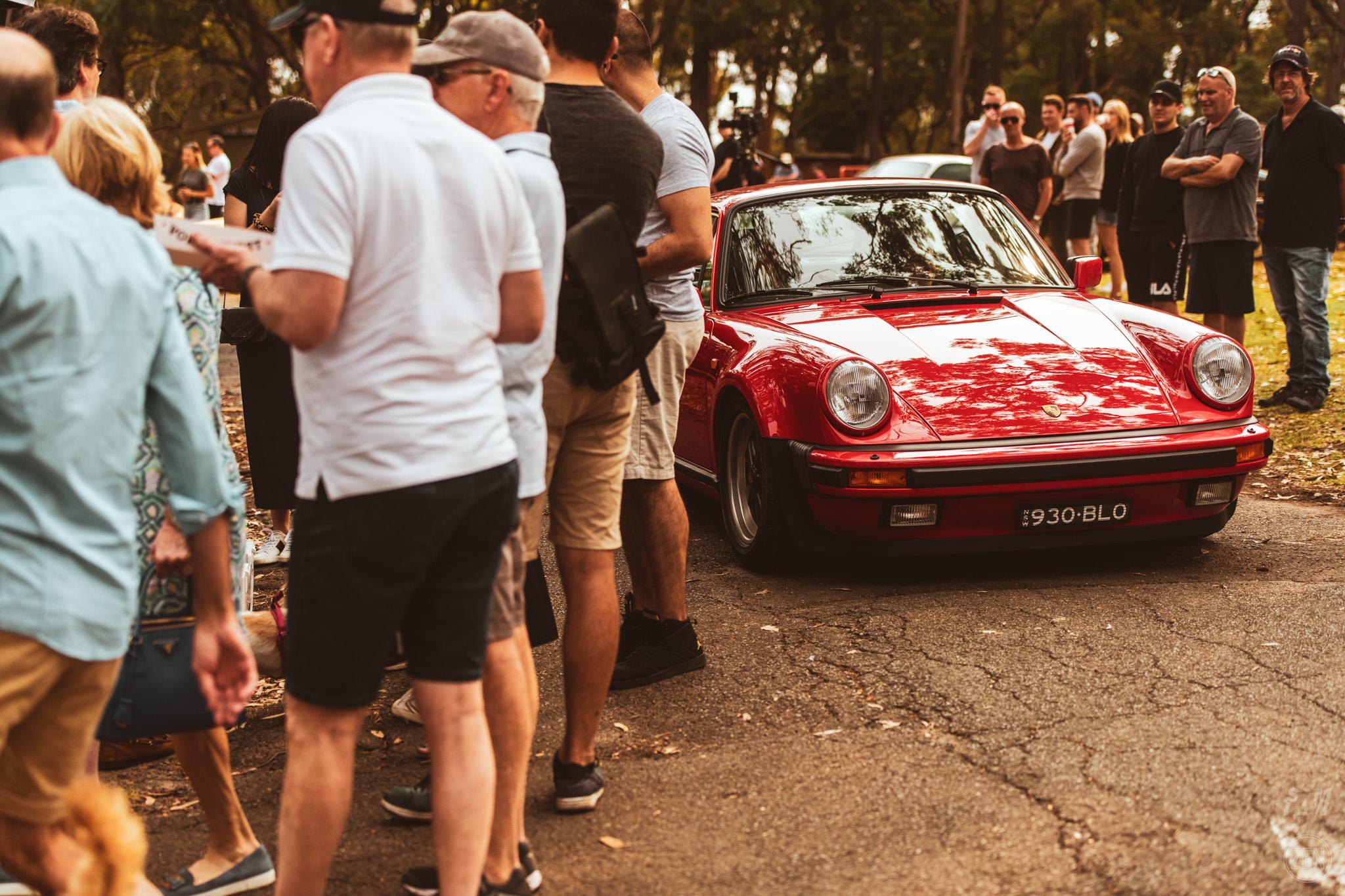 2019-12-08 - Porsches & Coffee 146