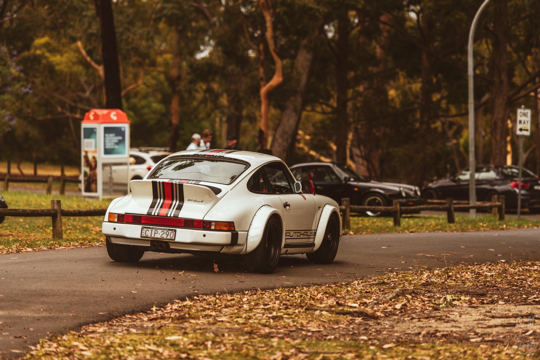 2019-12-08 - Porsches & Coffee 150