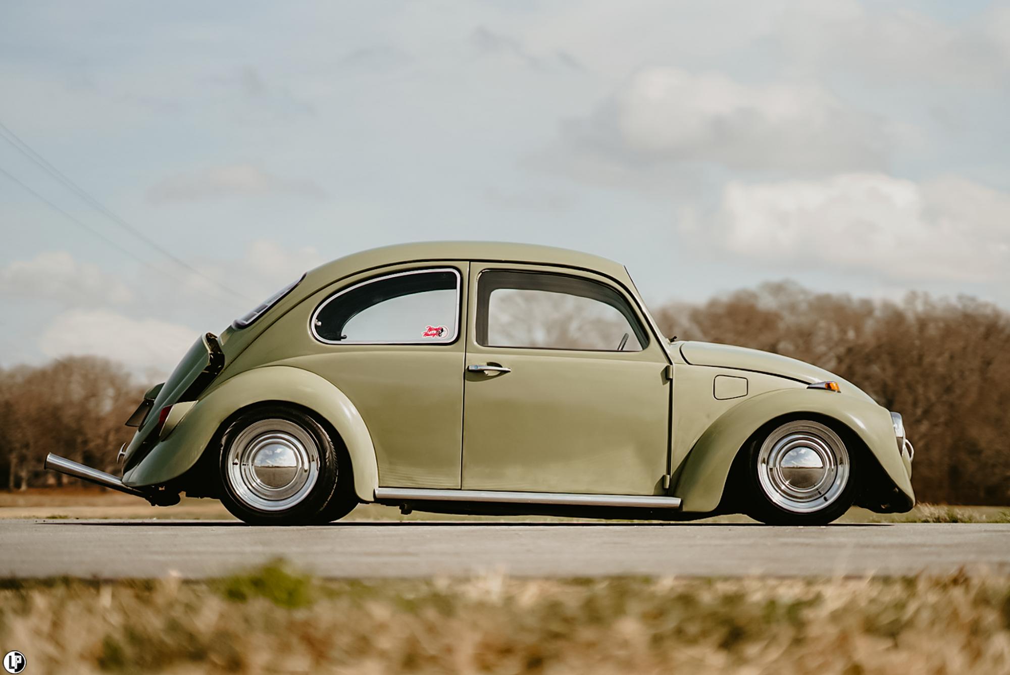 (Malachite; Volkswagen Bettle)