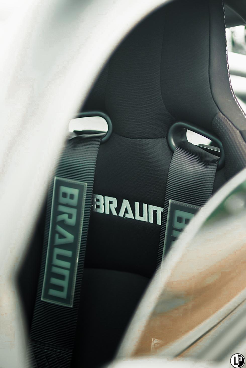 Braum Racing Seats